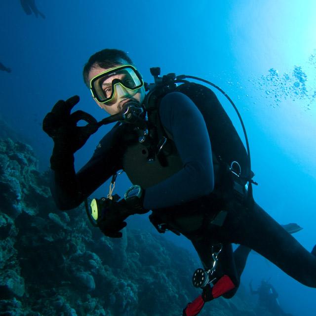 Magnetic-island-Scuba-Dive