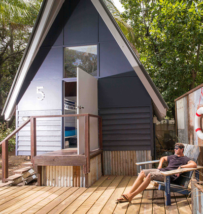 magnetic island hostel